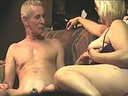 DAVE AND DARBY MATURE BBW HOMEMADE SEX VIDEO