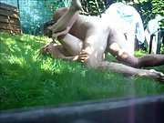 Good garden sex enjoying sex outdoors with nature