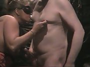 Playing with each others nipples touching squeezing and suckling
