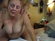 Mature bbw wife fucked