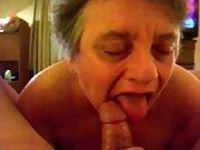 sub/slut sucking my friends cock