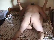 Mature BBW sex in the morning before getting up for work